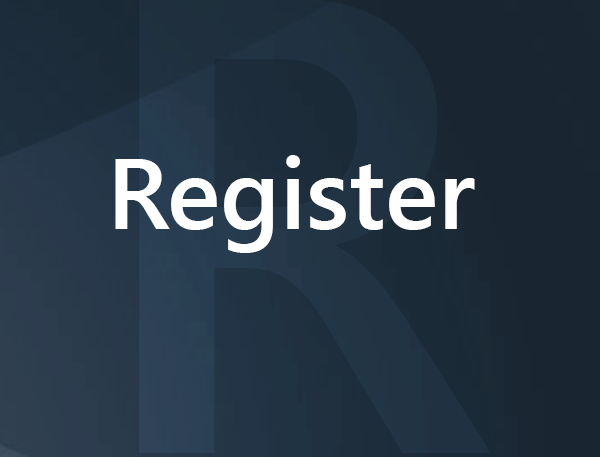 Register Icon, secure online donation platform, custom registration pages
